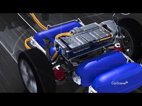 Volkswagen - Hydrogen propulsion system