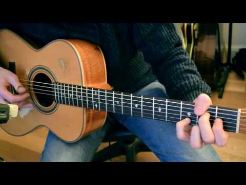 ♫ The Sound of Music ♫ (fingerstyle guitar) by John Tracey