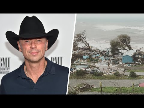 Kenny Chesney's St  John residence destroyed by Irma 'It's just simply gone'