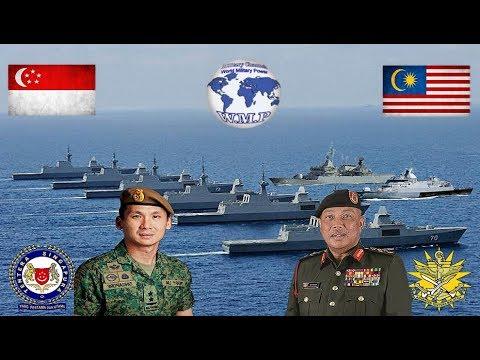 Singapore VS Malaysia Military Power Comparison 2017