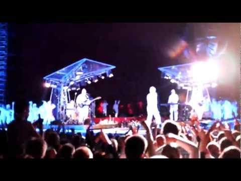 Nav pasaules mazas & Ziema etc  - Prata Vetra (Brainstorm) LIVE in Riga, August 17, 2012