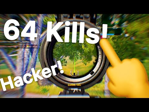 An Actual Gameplay Ruined By Hackers! PUBG Mobile