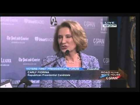 Voters First Republican Presidential Forum 2016 Goffstown New Hampshire (August 3, 2015)