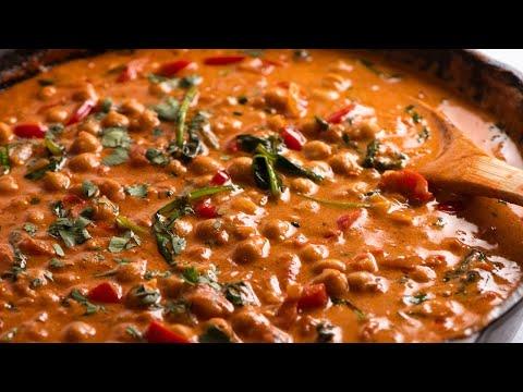 Brazilian Chickpea Stew – a chickpea recipe work making!!