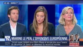 Damien Lempereur sur BFMTV