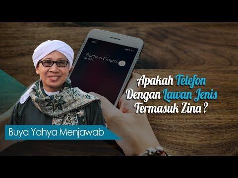 Apakah Telefon Dengan Lawan Jenis Termasuk Zina ? - Buya Yahya Menjawab