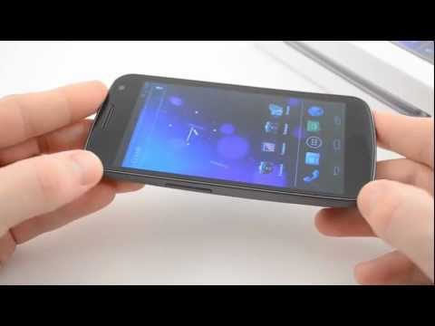 Обзор Samsung Galaxy Nexus ( I9250 ) от Video-shoper.ru