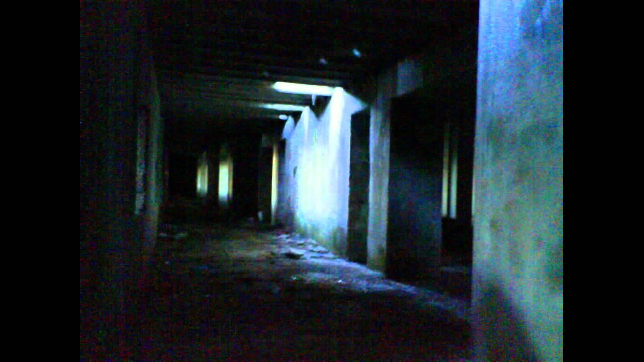 Imagenes De Sentirse Abandonado: Hospital Abandonado En Tablada (Guadarrama)
