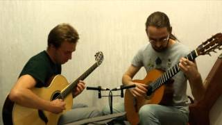 Acoustic Alchemy – Ballad For Kay ( cover by A.Nosov and S.Nadeev )