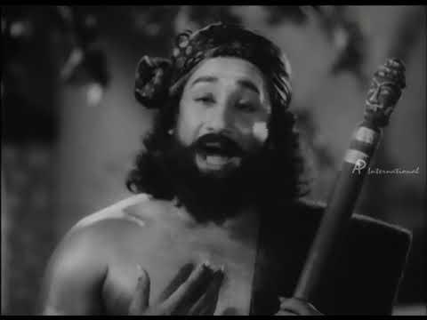 Aadhiyilum Paraiyan Alla Song - Harischandra  Shivaji TMS KVM
