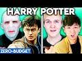 HARRY POTTER WITH ZERO BUDGET! (Harry Potter vs. Voldemort Deathly Hallows PARODY)