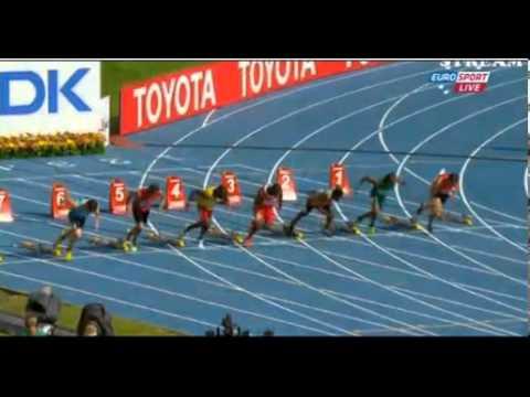 Daniel Bailey 10.51 2013 World Championships Prelim