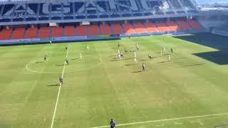 2017Jリーグ国際ユースカップ  京都サンガ vs ヴォイヴォディナ