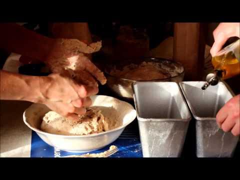Ржаной хлеб, рецепты для хлебопечки