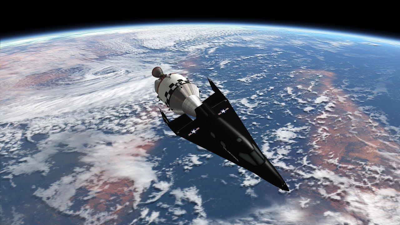 kerbal space program x 20 dyna soar space plane rss. Black Bedroom Furniture Sets. Home Design Ideas