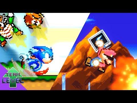 Mario And Sonic's World Swap Calamity