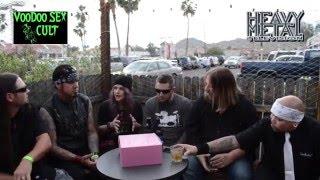 Heavy Metal Television - Cindy Love interviews Voodoo Sex Cult