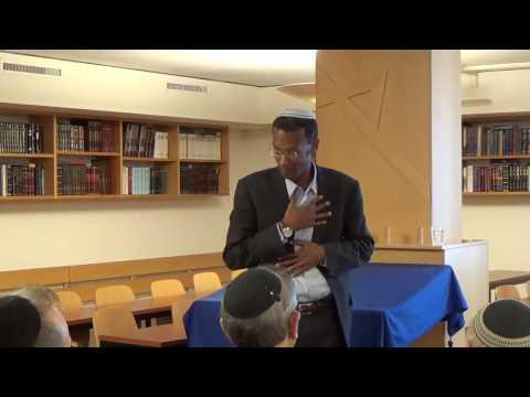 Rav. Dr. Sharon Shalom: Die Juden in Äthiopien zwischen Identifikation und Identität