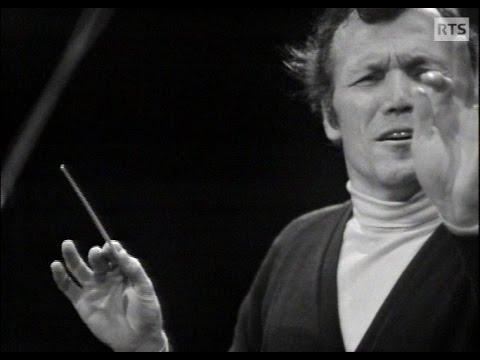 Georges Prêtre et l'Orchestre de la Suisse Romande - Debussy (1972)