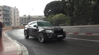 640HP HAMANN BMW X6M F86 | Onboard, Tunnels & Reactions