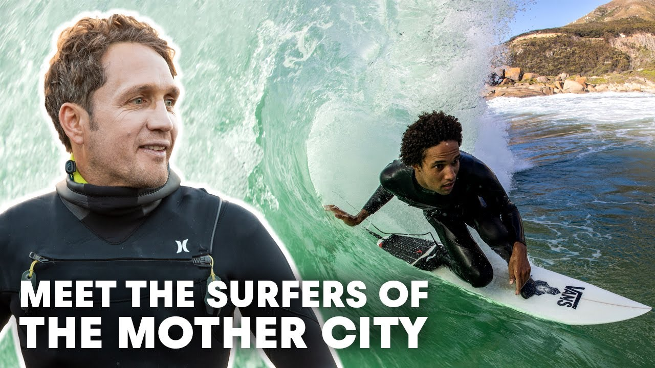 Exploring The World-Class Waves of Cape Town With The City's Best Surfers