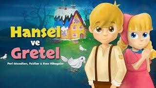 Hansel ve Gretel - Çizgi Film Masal