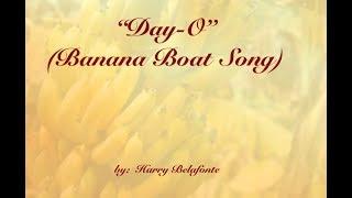 Download lagu Day-O (The Banana Boat Song) w/lyrics  ~  Harry Belafonte