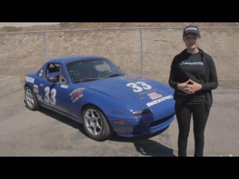 Mazda Miata Spec Racing Program Overview W/ Natalie Fenaroli