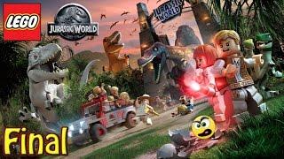 LEGO Jurassic World PC Gameplay Parte 20 {FINAL} - (Jurassic World) Com Comentários - Dublado PT-BR