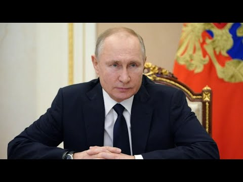 BREAKING Putin: Deep State Behind Counterproductive & Meaningless Sanctions Against Russia