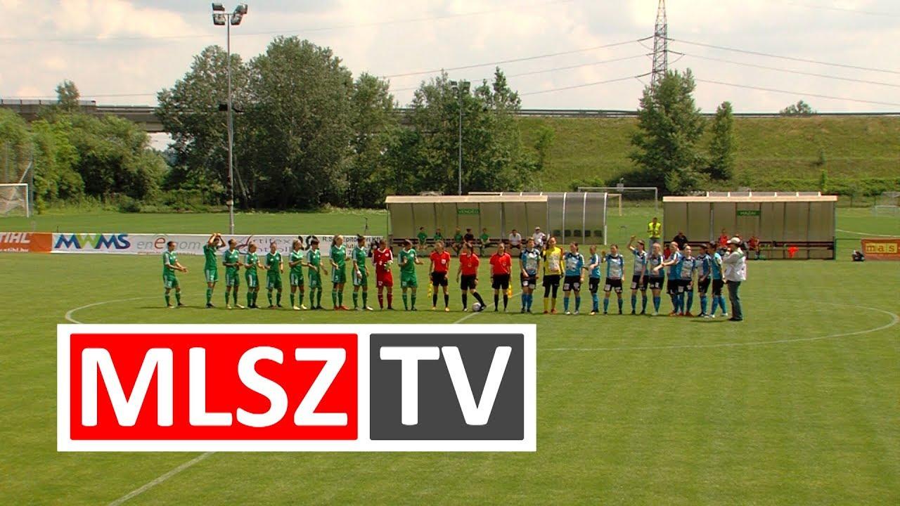 Astra-4IG-HFC - Haladás Viktória | 3-1 | JET-SOL Liga | 5. helyért, 2. mérkőzés | MLSZTV