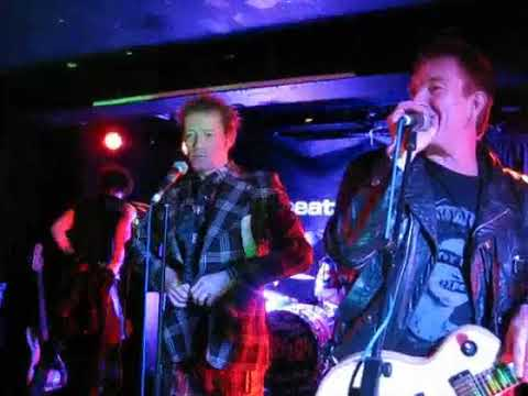 Sex Pistols Experience  Friday the 17 Nov 2017 Beat Generator Dundee