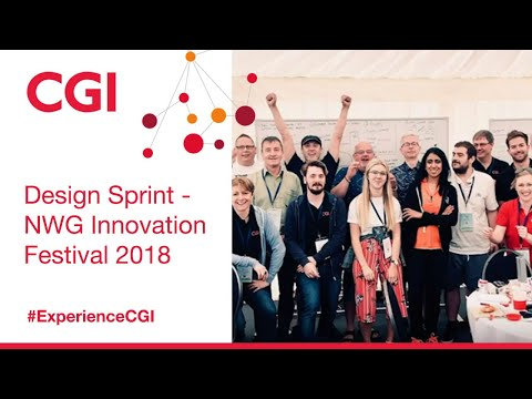 CGI: Design Sprint - NWG Innovation Festival 2018
