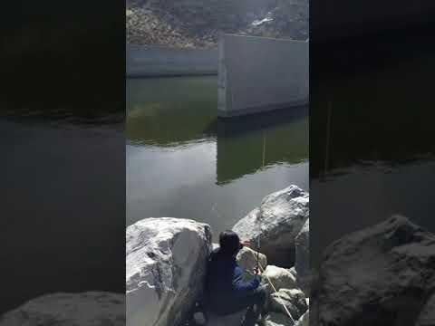 Fishing Silverwood Lake Spillover