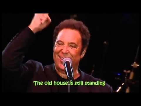 Tom Jones   Green Green Grass Of Home with lyrics