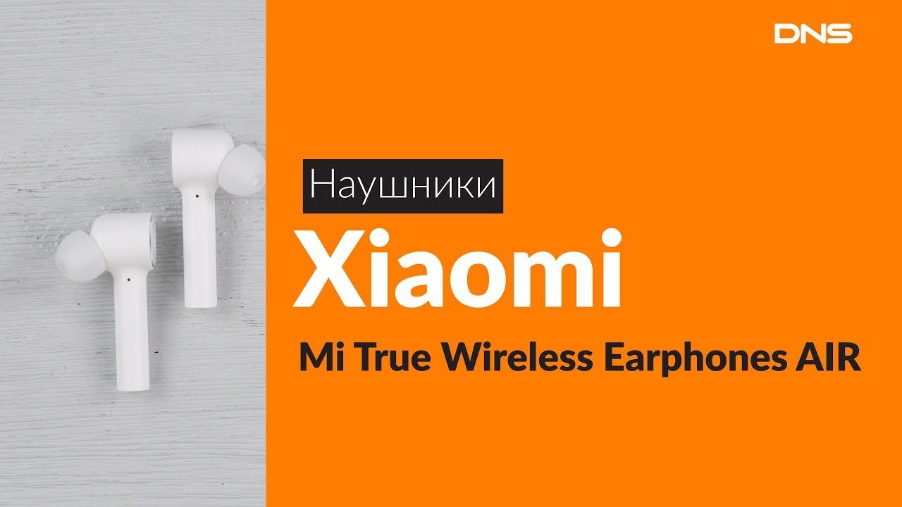 329c935ceaa Распаковка наушников Xiaomi Mi True Wireless Earphones / Unboxing Xiaomi Mi  True Wireless Earphones