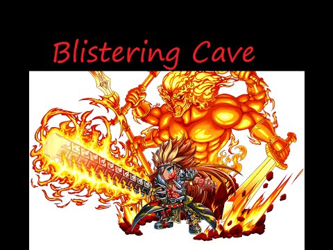 Brave Frontier F2P Episode 29: The Blistering Cave