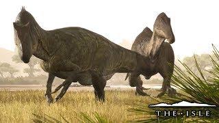 Predators Of The Plains! - The Isle