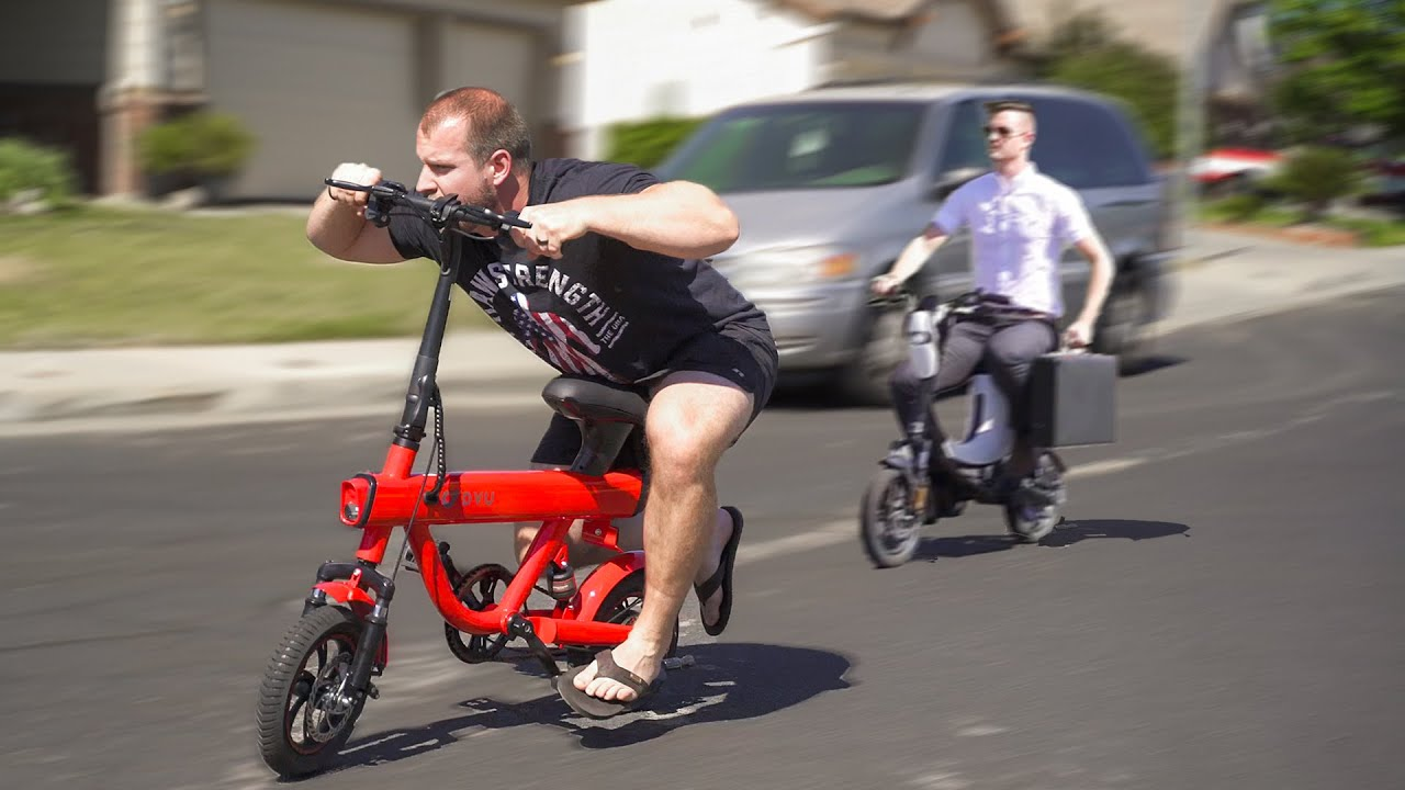 We BOUGHT the SWAGGIEST Chinese E–Bikes on AMAZON