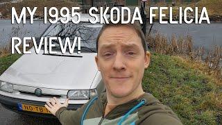 my Skoda Felicia Review!