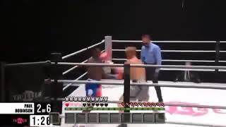 Jake Paul vs Nate Robinson