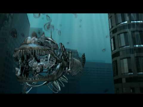 Gnomon- CG Fish In Downtown LA