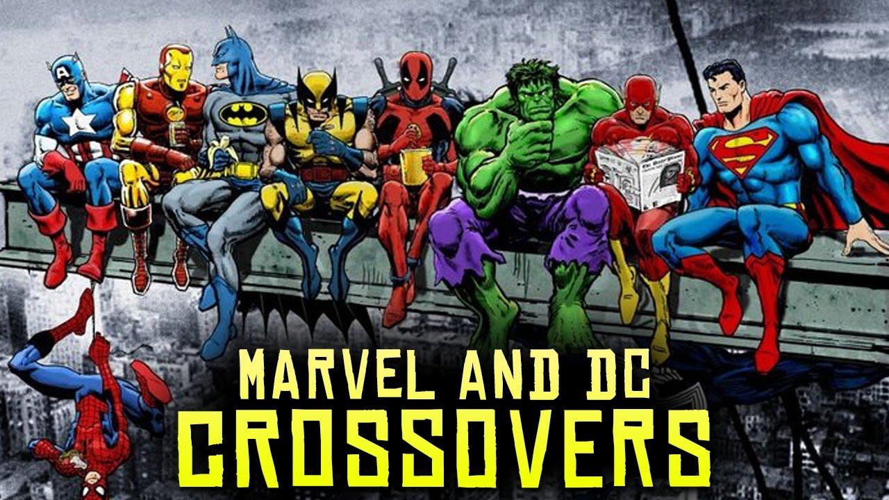 Quel impact sur le cinéma si Disney avait racheté Warner Bros ? Marvel and DC Crossover - Cultea