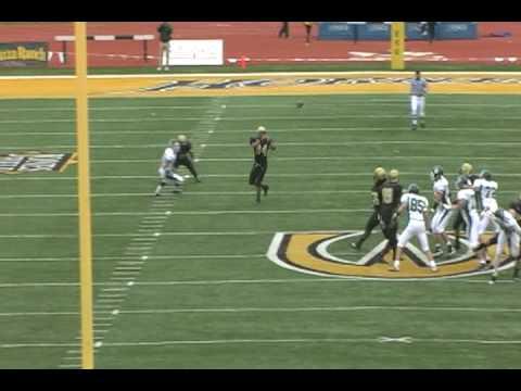 ESU Safety picks off a pass