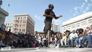 CRAZY MONKEY Judge Demo YAK to the BAY 2015 | ART+SOUL Festival Oakland