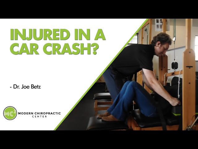 Have you been injured in a car crash?