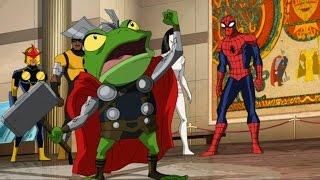 Великий Человек-паук - Экскурсия - Сезон 1, Серия 9 | Marvel