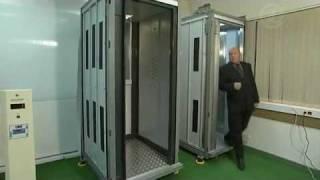 Антивандальные лифты(Время обшарпанных лифтов и разбитых лампочек уходит в прошлое. Новейшая антивандальная разработка - ударос..., 2011-09-20T17:36:16.000Z)
