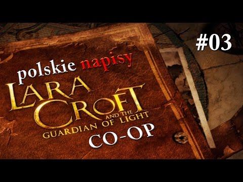 Lara Croft and The Guardian of Light - Spider Tomb, The Summoning PL / napisy po polsku