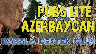 PUBG LITE AZERBAYCAN CANLI YAYIN